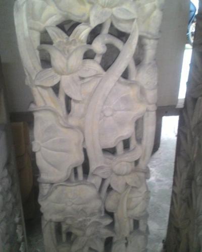 Hiasan Rumah Motif Gorong Lotus