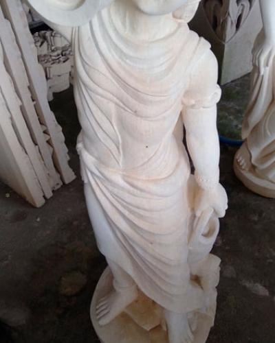 Patung Air Mancur Kolam Renang