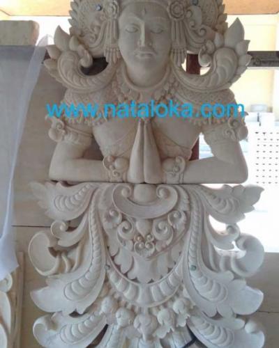 Jual Patung Dewa Dewi Hindu di Bali dari Batu Paras Jogja