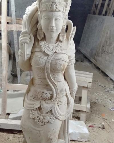 Jual Patung Dewi Sri Khas Bali