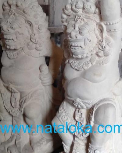 Tempat Jual Patung Motif Dewa-Dewi dan Raksasa di Bali