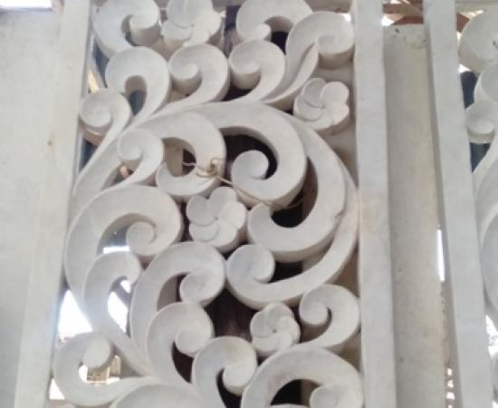 Ukiran Bali yg diambil dari setiliran motif Tribal
