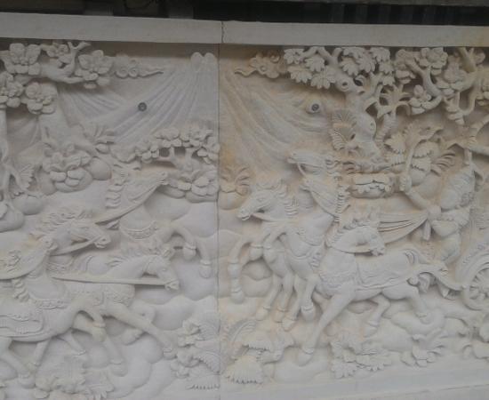 Relief Mahabaratha
