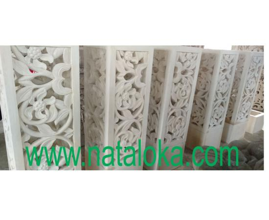 Relief Dinding Rumah Minimalis Motif Khas Bali