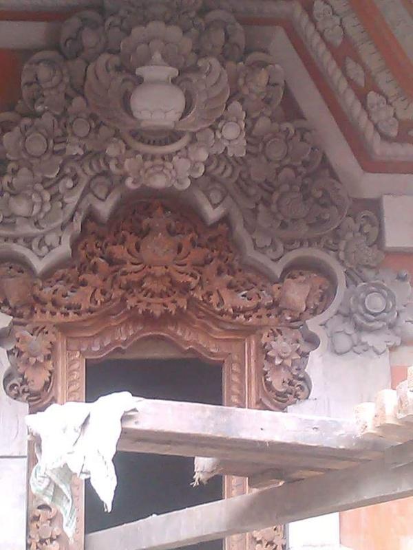Dekorasi Rumah Motif Gumendung