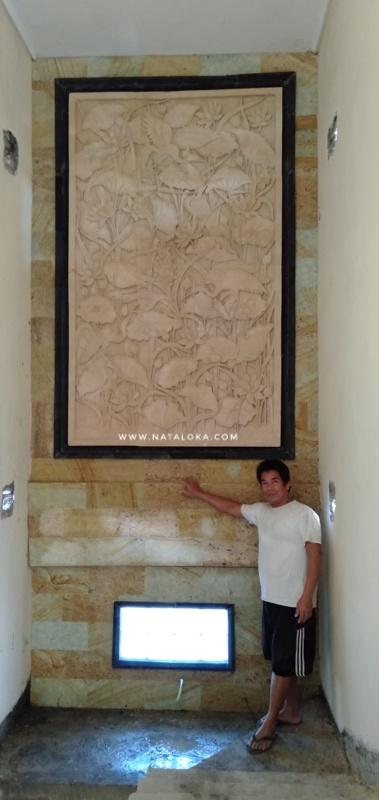 Ukiran Relief Untuk Dinding Rumah