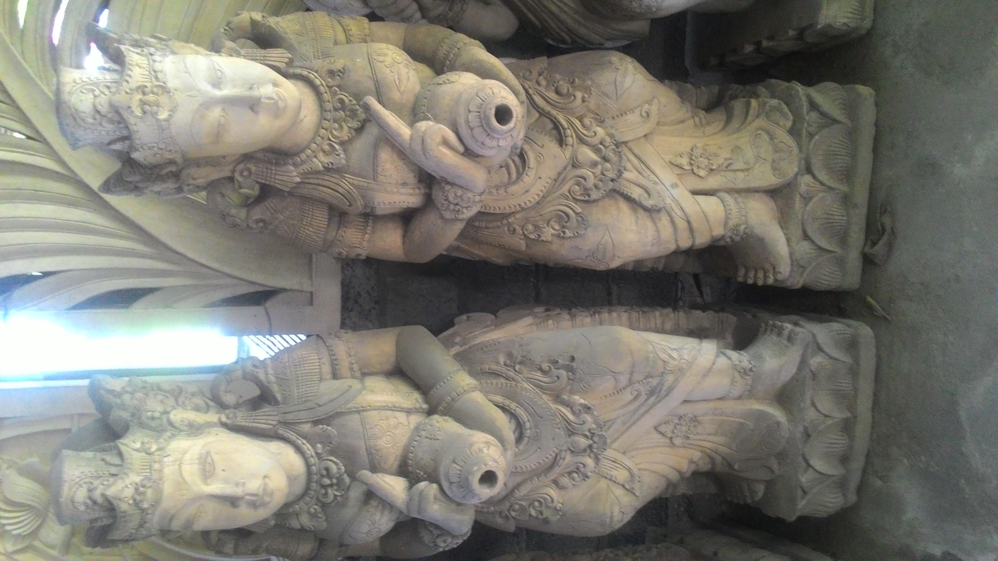 Patung Air mancur