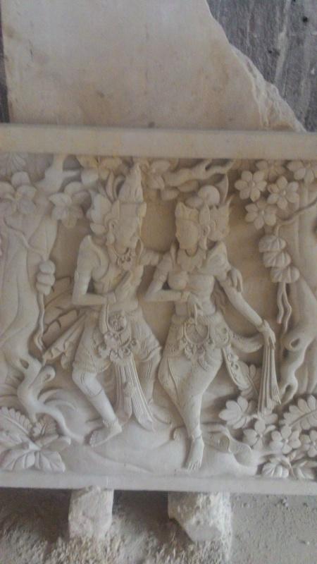Harga ukiran releif ramayana