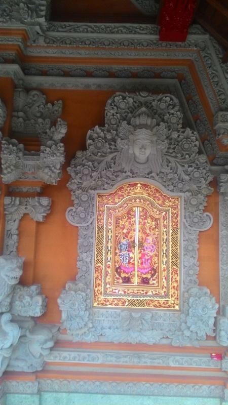 Relief Dinding Rumah Mewah motif Gumendung