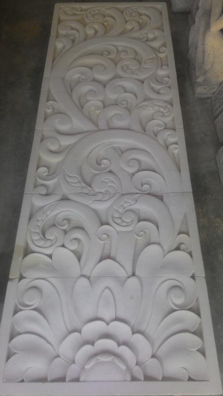 Dekorasi Dinding Rumah Mewah Motif Minimali