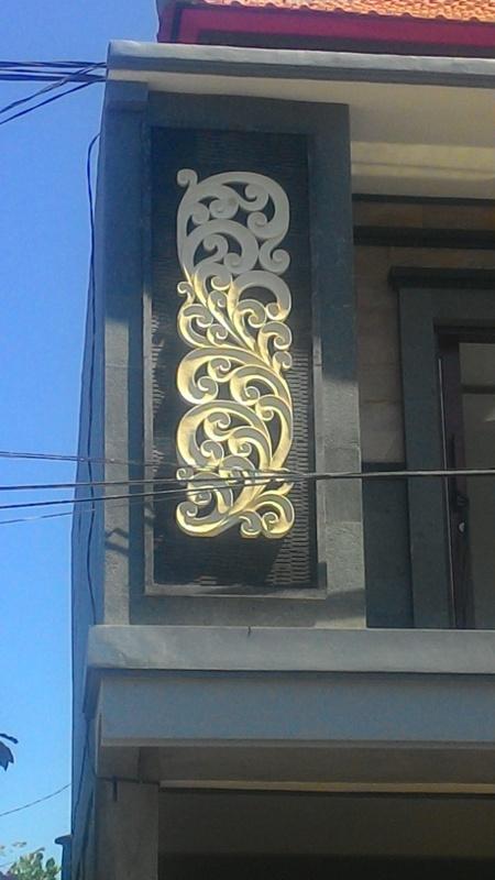 Dekorasi Dinding Rumah Minimalis