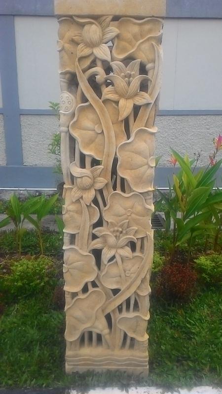 Gorong Gorong motif Lotus