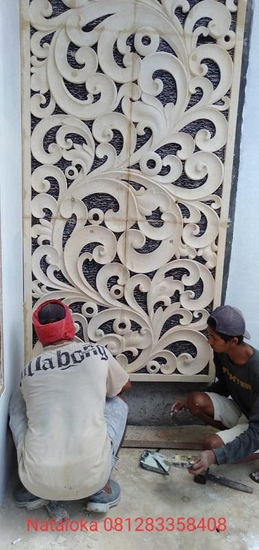 Ukir Relief Bali Minimalis