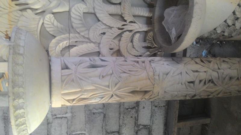 Gorong gorong hiasan tamana