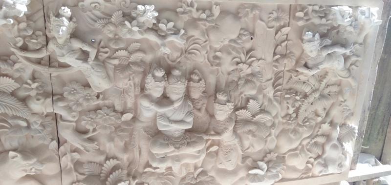 Harga Relief Dinding Per Meter di Bali